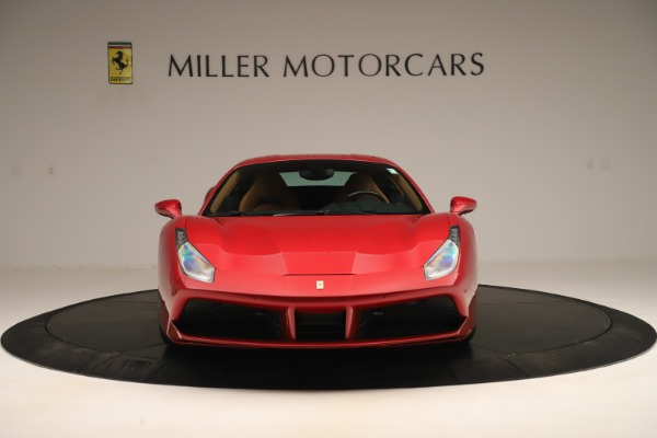 Used 2018 Ferrari 488 GTB for sale Sold at Pagani of Greenwich in Greenwich CT 06830 12