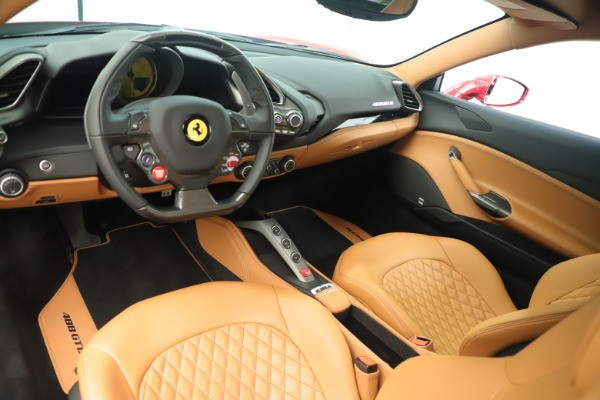 Used 2018 Ferrari 488 GTB for sale Sold at Pagani of Greenwich in Greenwich CT 06830 14