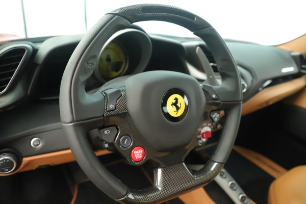 Used 2018 Ferrari 488 GTB for sale Sold at Pagani of Greenwich in Greenwich CT 06830 23