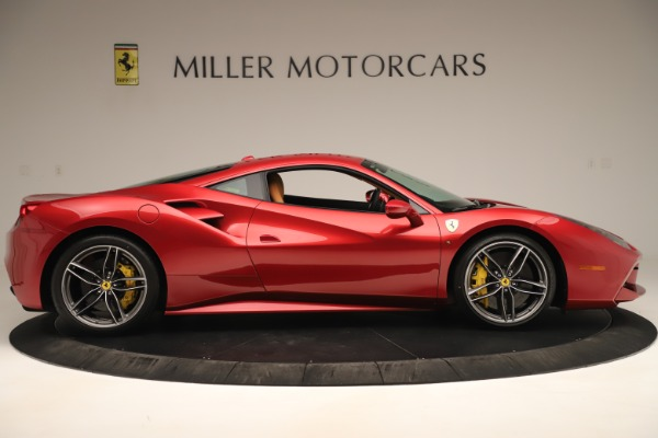 Used 2018 Ferrari 488 GTB for sale Sold at Pagani of Greenwich in Greenwich CT 06830 9