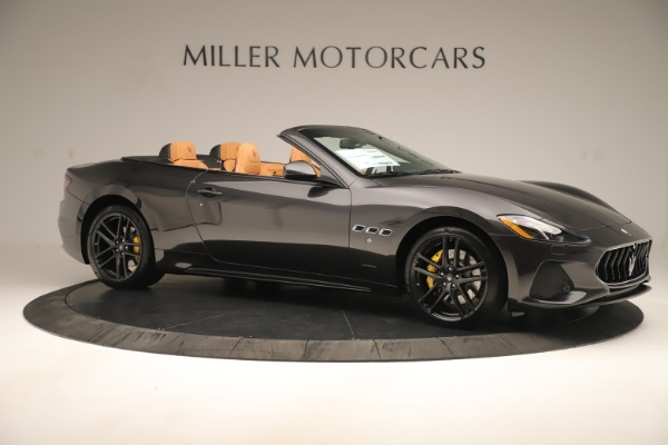 New 2019 Maserati GranTurismo Sport Convertible for sale $161,695 at Pagani of Greenwich in Greenwich CT 06830 10