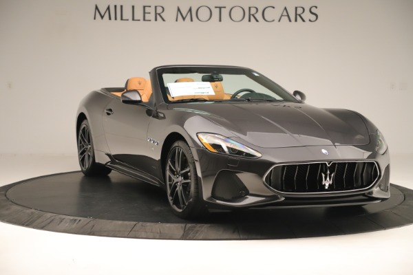 New 2019 Maserati GranTurismo Sport Convertible for sale $161,695 at Pagani of Greenwich in Greenwich CT 06830 11
