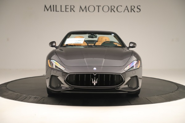 New 2019 Maserati GranTurismo Sport Convertible for sale $161,695 at Pagani of Greenwich in Greenwich CT 06830 12