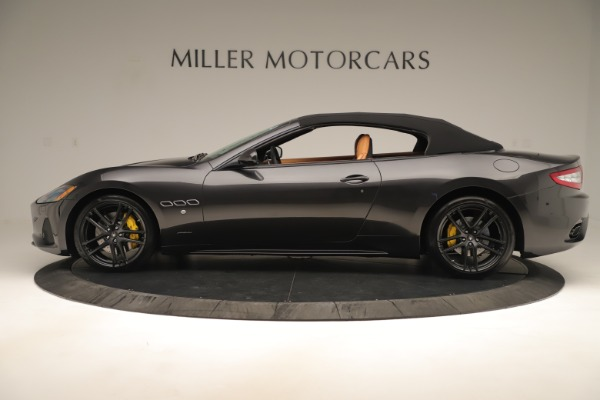 New 2019 Maserati GranTurismo Sport Convertible for sale $161,695 at Pagani of Greenwich in Greenwich CT 06830 14