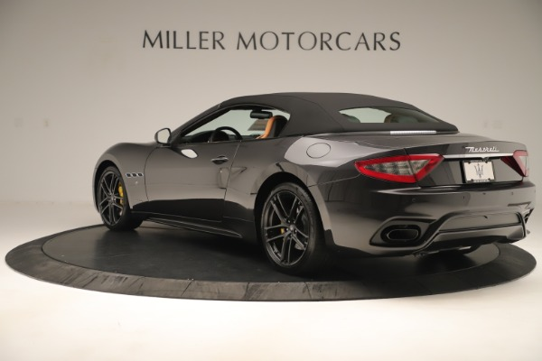 New 2019 Maserati GranTurismo Sport Convertible for sale $161,695 at Pagani of Greenwich in Greenwich CT 06830 15