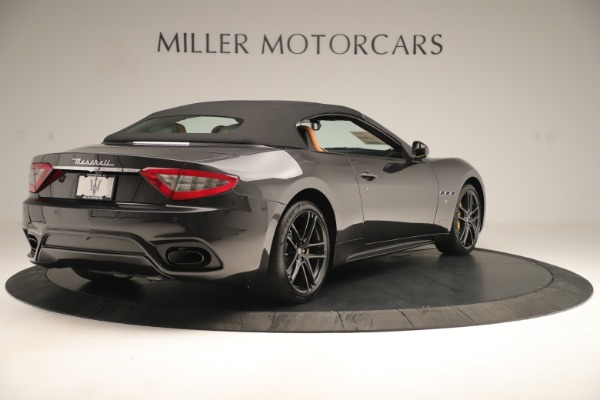 New 2019 Maserati GranTurismo Sport Convertible for sale $161,695 at Pagani of Greenwich in Greenwich CT 06830 16