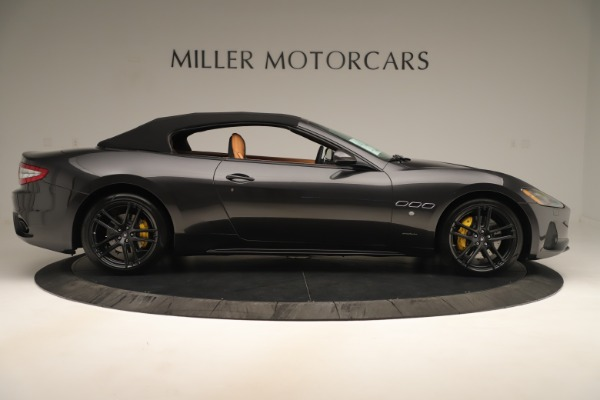 New 2019 Maserati GranTurismo Sport Convertible for sale $161,695 at Pagani of Greenwich in Greenwich CT 06830 17