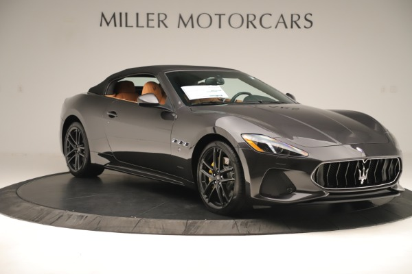 New 2019 Maserati GranTurismo Sport Convertible for sale $161,695 at Pagani of Greenwich in Greenwich CT 06830 18