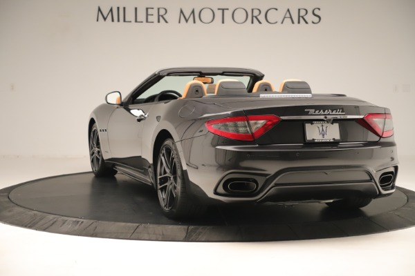 New 2019 Maserati GranTurismo Sport Convertible for sale $161,695 at Pagani of Greenwich in Greenwich CT 06830 5