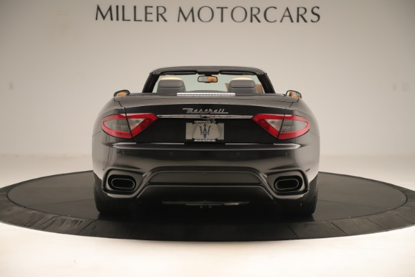 New 2019 Maserati GranTurismo Sport Convertible for sale $161,695 at Pagani of Greenwich in Greenwich CT 06830 6