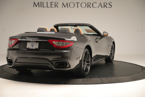 New 2019 Maserati GranTurismo Sport Convertible for sale $161,695 at Pagani of Greenwich in Greenwich CT 06830 7