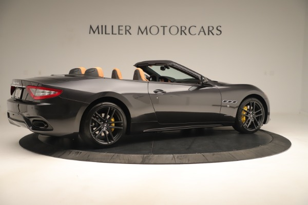 New 2019 Maserati GranTurismo Sport Convertible for sale $161,695 at Pagani of Greenwich in Greenwich CT 06830 8