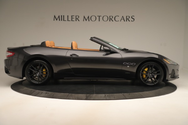 New 2019 Maserati GranTurismo Sport Convertible for sale $161,695 at Pagani of Greenwich in Greenwich CT 06830 9