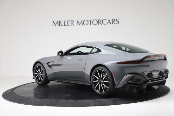 New 2020 Aston Martin Vantage Coupe for sale Sold at Pagani of Greenwich in Greenwich CT 06830 3