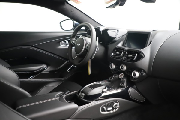 New 2020 Aston Martin Vantage Coupe for sale Sold at Pagani of Greenwich in Greenwich CT 06830 13