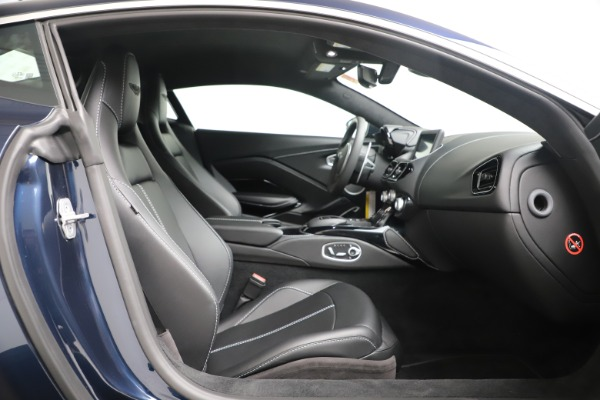 New 2020 Aston Martin Vantage Coupe for sale Sold at Pagani of Greenwich in Greenwich CT 06830 14