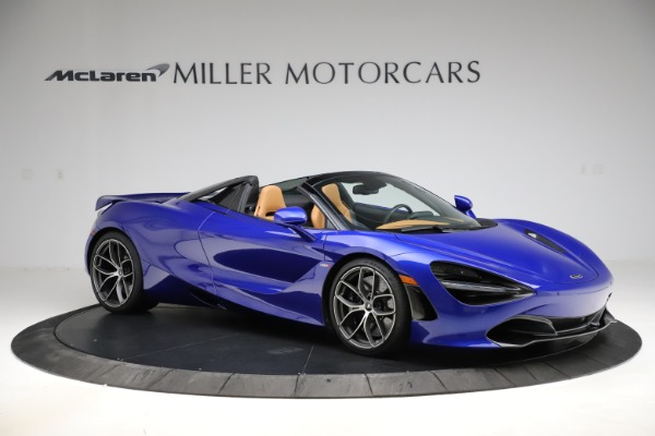 New 2020 McLaren 720S SPIDER Convertible for sale $374,830 at Pagani of Greenwich in Greenwich CT 06830 10