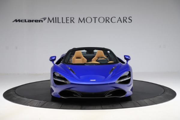 New 2020 McLaren 720S SPIDER Convertible for sale $374,830 at Pagani of Greenwich in Greenwich CT 06830 12