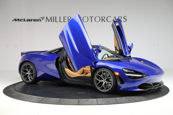 New 2020 McLaren 720S Spider Luxury for sale $374,830 at Pagani of Greenwich in Greenwich CT 06830 15