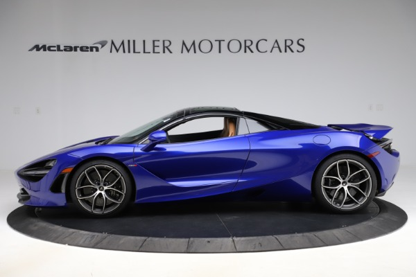 New 2020 McLaren 720S SPIDER Convertible for sale $374,830 at Pagani of Greenwich in Greenwich CT 06830 17