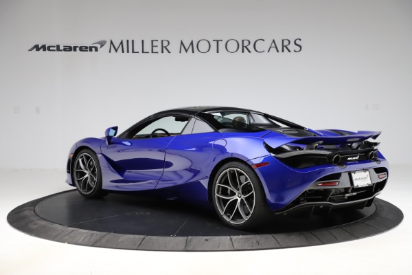 New 2020 McLaren 720S SPIDER Convertible for sale $374,830 at Pagani of Greenwich in Greenwich CT 06830 18