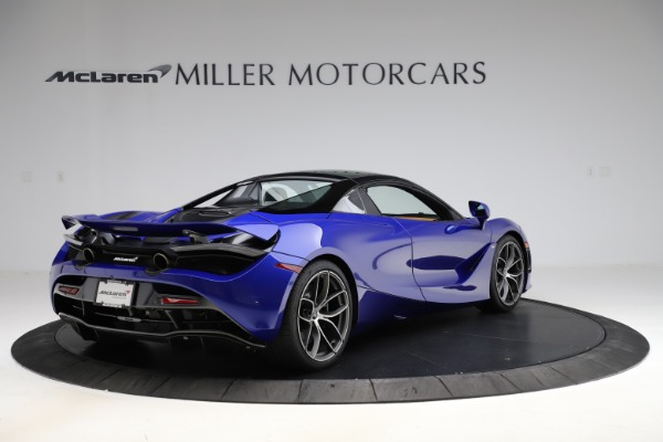 New 2020 McLaren 720S Spider Luxury for sale $374,830 at Pagani of Greenwich in Greenwich CT 06830 19