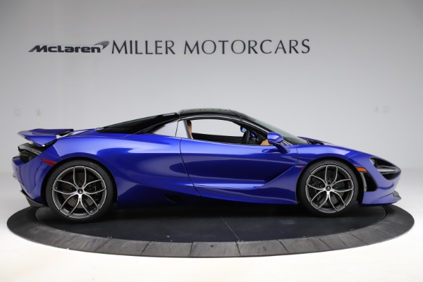 New 2020 McLaren 720S SPIDER Convertible for sale $374,830 at Pagani of Greenwich in Greenwich CT 06830 20