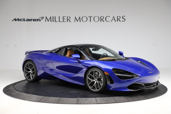 New 2020 McLaren 720S SPIDER Convertible for sale $374,830 at Pagani of Greenwich in Greenwich CT 06830 21