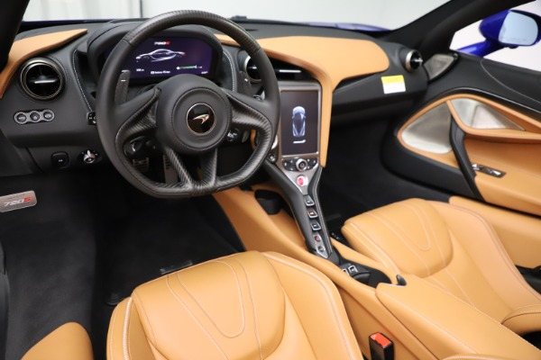 New 2020 McLaren 720S SPIDER Convertible for sale $374,830 at Pagani of Greenwich in Greenwich CT 06830 22