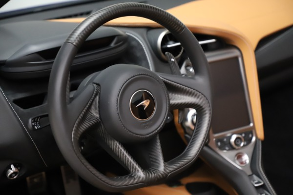 New 2020 McLaren 720S Spider Luxury for sale $374,830 at Pagani of Greenwich in Greenwich CT 06830 25