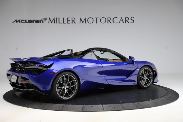 New 2020 McLaren 720S SPIDER Convertible for sale $374,830 at Pagani of Greenwich in Greenwich CT 06830 8
