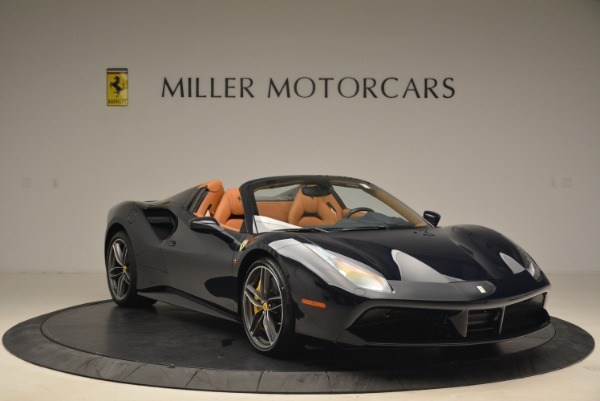 Used 2018 Ferrari 488 Spider for sale Sold at Pagani of Greenwich in Greenwich CT 06830 11