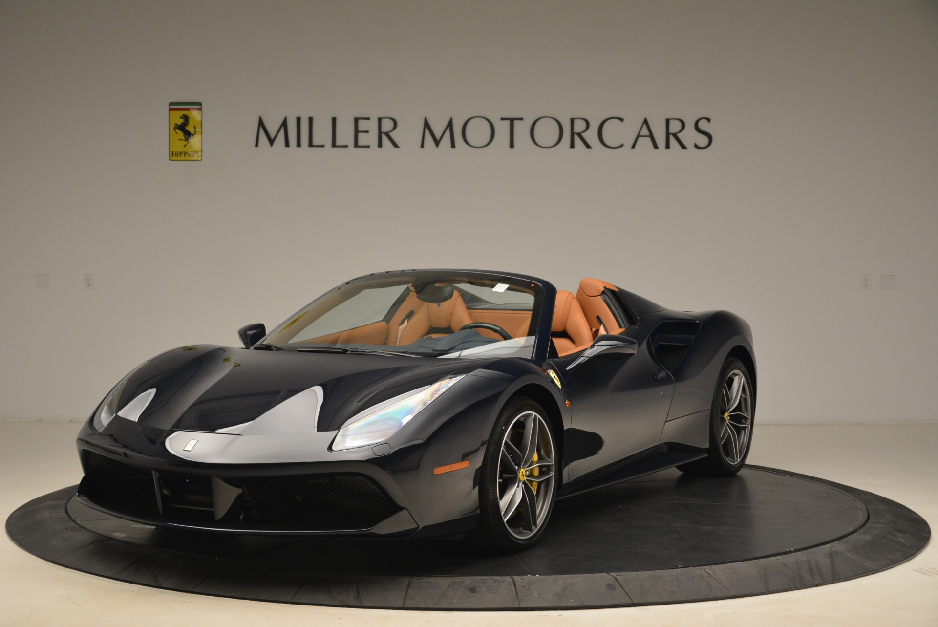 Used 2018 Ferrari 488 Spider for sale Sold at Pagani of Greenwich in Greenwich CT 06830 1