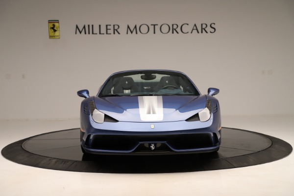 Used 2015 Ferrari 458 Speciale Aperta for sale Sold at Pagani of Greenwich in Greenwich CT 06830 13