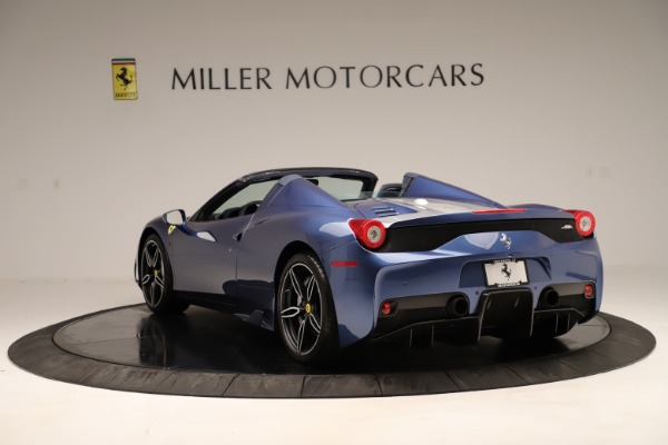 Used 2015 Ferrari 458 Speciale Aperta for sale Sold at Pagani of Greenwich in Greenwich CT 06830 6
