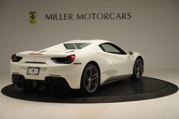 Used 2016 Ferrari 488 Spider for sale Sold at Pagani of Greenwich in Greenwich CT 06830 16