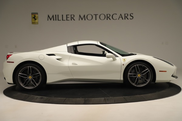 Used 2016 Ferrari 488 Spider for sale Sold at Pagani of Greenwich in Greenwich CT 06830 17