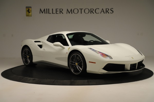 Used 2016 Ferrari 488 Spider for sale Sold at Pagani of Greenwich in Greenwich CT 06830 18