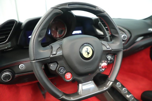 Used 2016 Ferrari 488 Spider for sale Sold at Pagani of Greenwich in Greenwich CT 06830 27