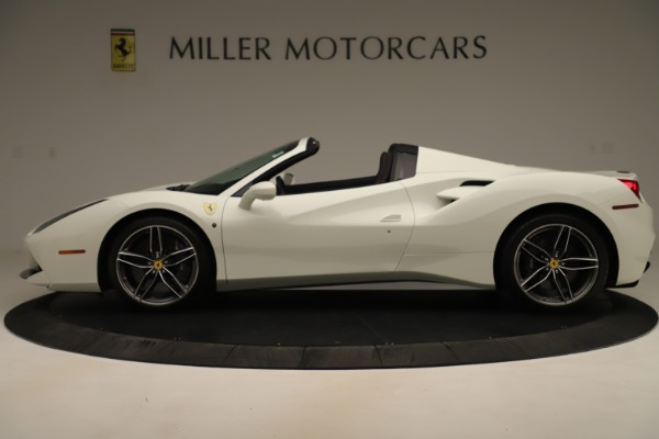 Used 2016 Ferrari 488 Spider for sale Sold at Pagani of Greenwich in Greenwich CT 06830 3