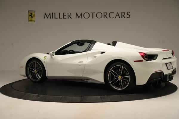 Used 2016 Ferrari 488 Spider for sale Sold at Pagani of Greenwich in Greenwich CT 06830 4