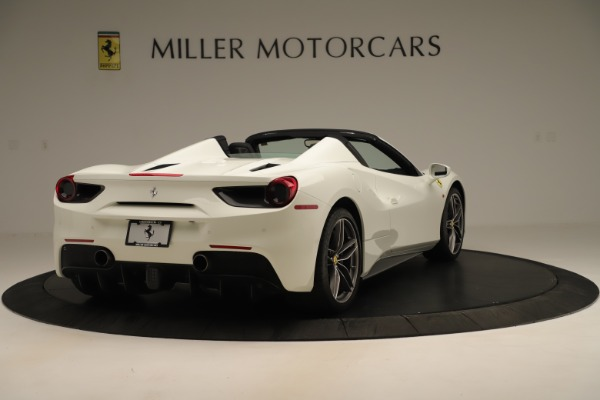Used 2016 Ferrari 488 Spider for sale Sold at Pagani of Greenwich in Greenwich CT 06830 7