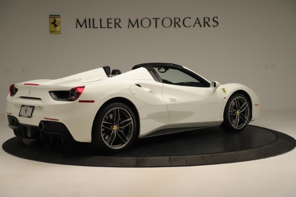 Used 2016 Ferrari 488 Spider for sale Sold at Pagani of Greenwich in Greenwich CT 06830 8