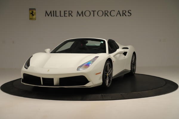 Used 2016 Ferrari 488 Spider for sale Sold at Pagani of Greenwich in Greenwich CT 06830 1