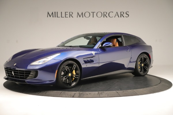 Used 2019 Ferrari GTC4Lusso for sale Sold at Pagani of Greenwich in Greenwich CT 06830 2
