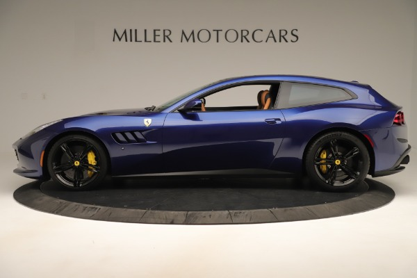 Used 2019 Ferrari GTC4Lusso for sale Sold at Pagani of Greenwich in Greenwich CT 06830 3
