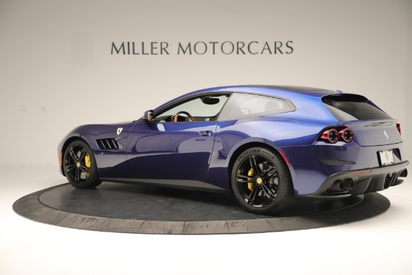 Used 2019 Ferrari GTC4Lusso for sale Sold at Pagani of Greenwich in Greenwich CT 06830 4