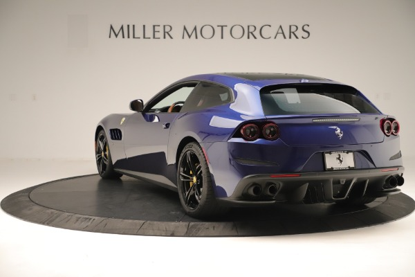 Used 2019 Ferrari GTC4Lusso for sale Sold at Pagani of Greenwich in Greenwich CT 06830 5