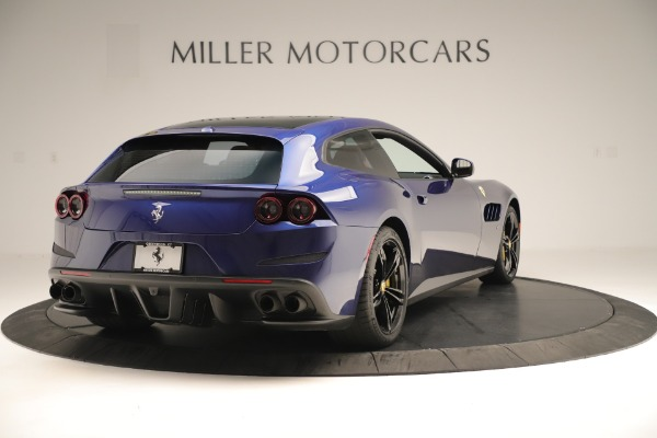 Used 2019 Ferrari GTC4Lusso for sale Sold at Pagani of Greenwich in Greenwich CT 06830 7