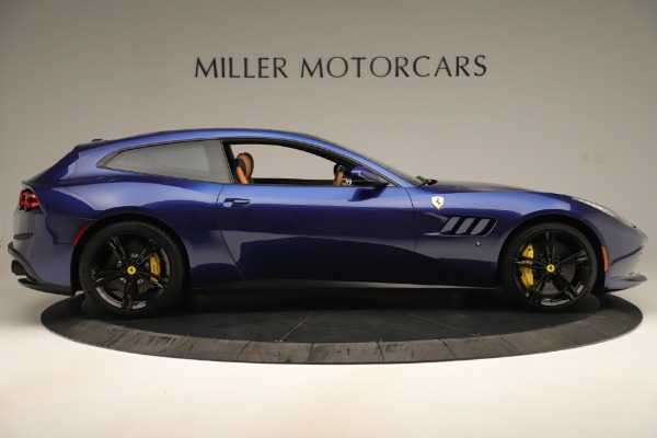 Used 2019 Ferrari GTC4Lusso for sale Sold at Pagani of Greenwich in Greenwich CT 06830 9